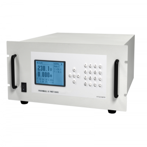 Programmable Linear AC Power Sources